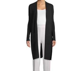 Sweaters - Cashmere duster cardigan
